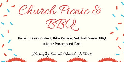 4th of July Picnic and BBQ