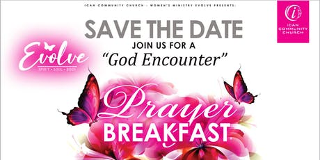 iCC Women's Prayer & Breakfast  tickets