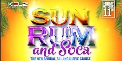 Sun Rum & Soca Cruise