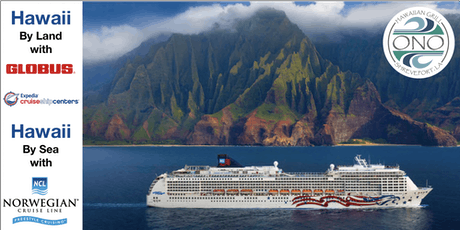 Hawaii by Land or by Sea, or by Both!  tickets