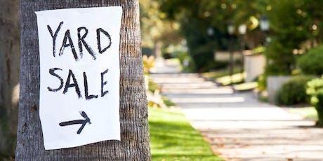 Oakwood Shores Yard Sale tickets