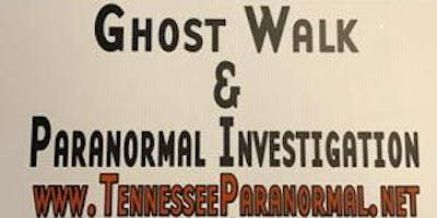HHSP Walking Tour and Paranormal Investigation
