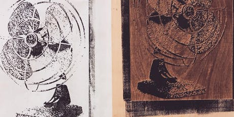 Photo Laser Woodcut Workshop tickets
