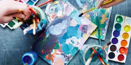 Make Your Mark: Group Art Therapy for Teens tickets