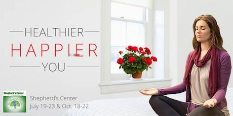 Healthier Happier You - SKY Breathing Meditation Winston Salem tickets