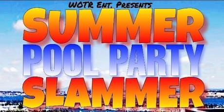 WOTR Summer Slammer Pool Party tickets