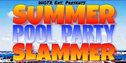 WOTR Summer Slammer Pool Party