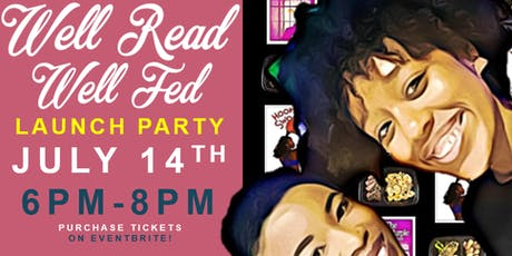 Well Read + Well Fed tickets
