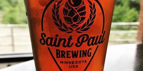 Break the Bubble @ Saint Paul Brewing tickets