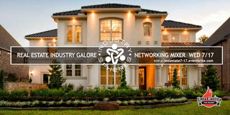 Real Estate Industry Galore Happy Hour Networking Mixer tickets