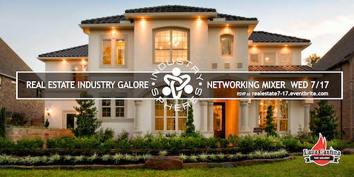 Real Estate Industry Galore Happy Hour Networking Mixer