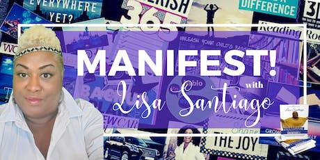 MANIFEST! Mid Year Vision Boarding with Women Empowerment Networks (WEN) tickets