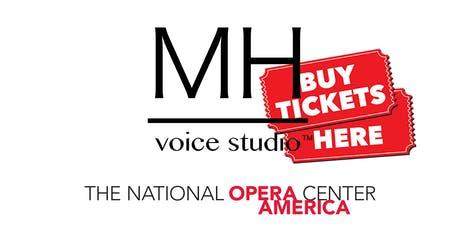 Mitchell Hutchings Voice Studio In Concert tickets