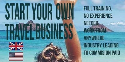 Work from home Travel Business Opportunity