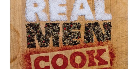 Real Men Cook 2019, A Benefit for Arts Outreach billets