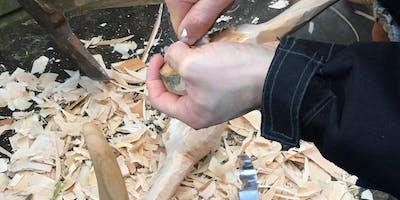 Lepel snijden Biesbosch Event