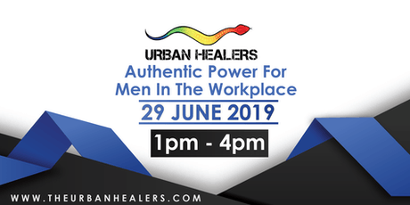 Authentic Power for Men in the Workplace tickets