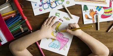 FUNDAMENTALS OF DRAWING for Kids 8-11 yrs old tickets