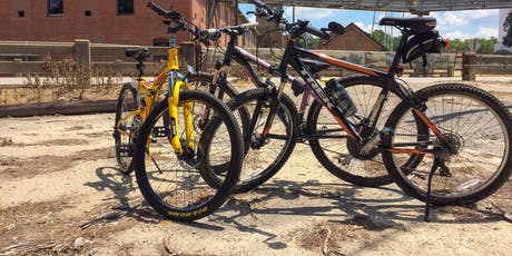 Greenway Bike Ride Social tickets
