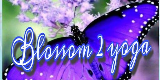 Blossom 2 Yoga @Warren Ranch