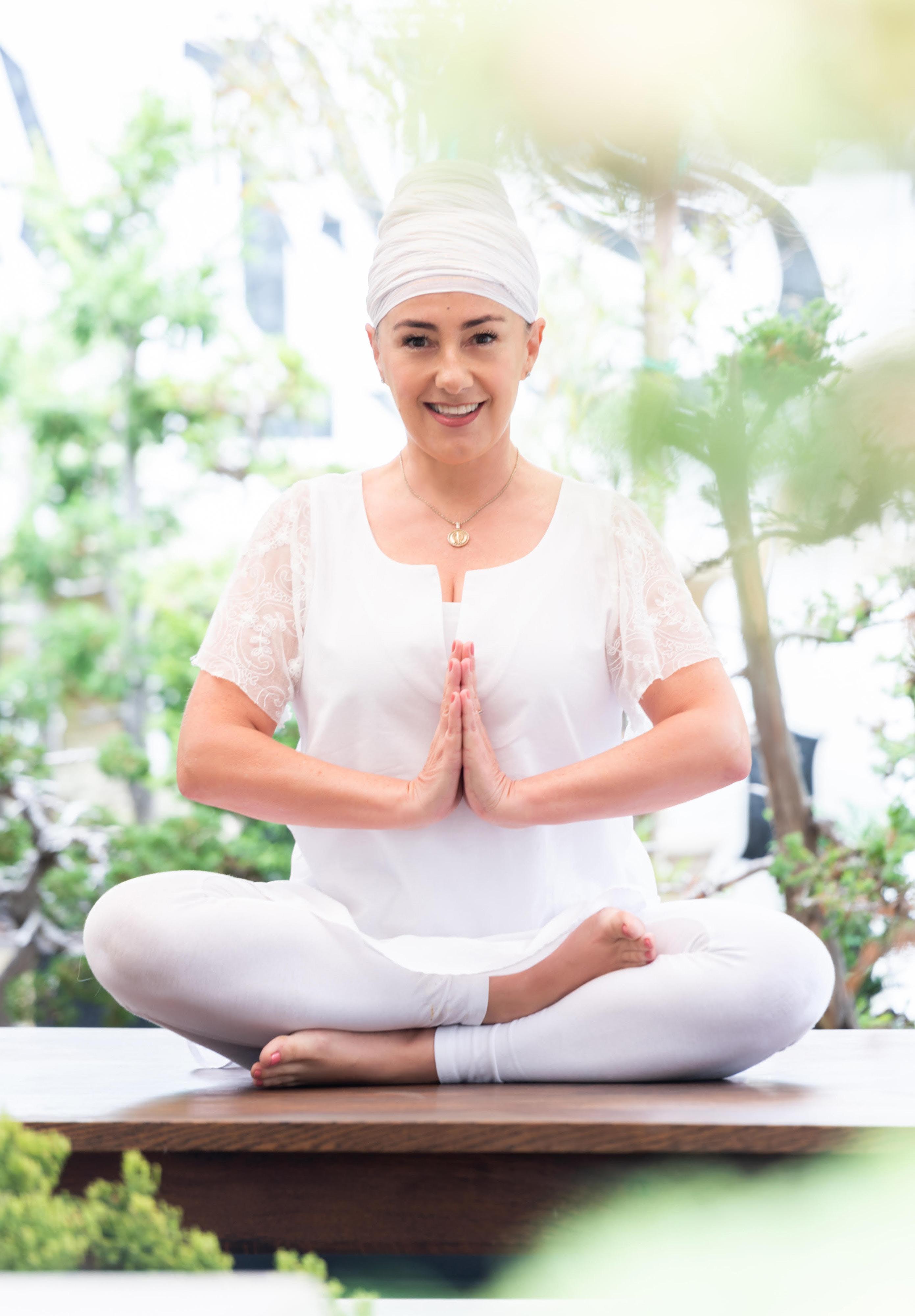 Kundalini Yoga And Meditation With Devi Dyal 15 Jun 2019