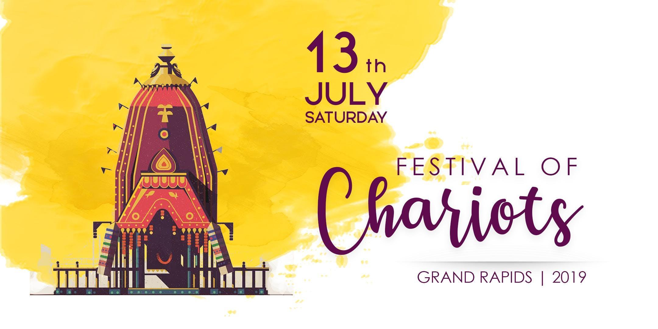 Festival Of Chariots GR banner