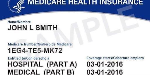Medicare 101 Workshop Rocky Mount VA