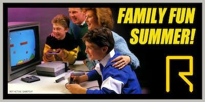 R-CADE Family Fun Summer