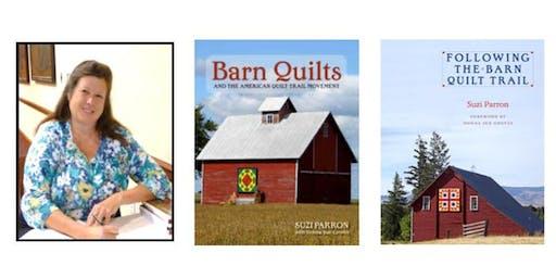 The American Quilt Trail Movement by Suzi Parron