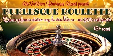 Burlesque Roulette! tickets
