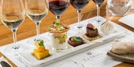 5 Wines & 5 Tapas Bite tickets