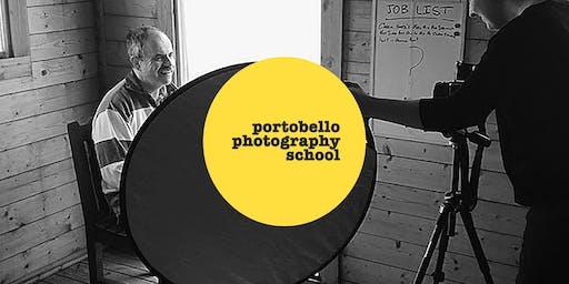 'The Photographic Portrait' Workshop - Portobello Photography School