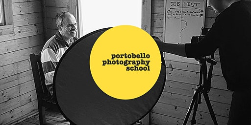 'The Photographic Portrait' Workshop - Portobello Photography School