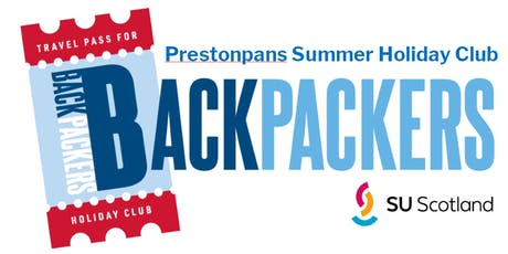 Prestonpans Summer Holiday Club tickets