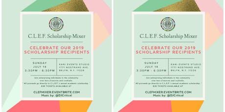 C.L.E.F. 4th Annual Scholarship Mixer tickets