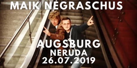 Maik Negraschus - Aufbruch Tour 2019 - Augsburg Tickets