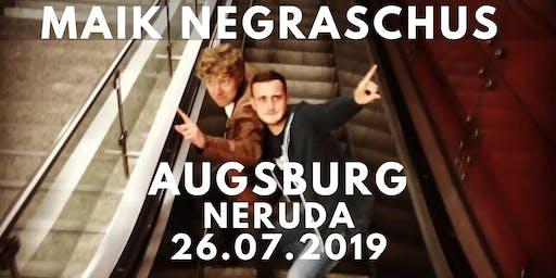 Maik Negraschus - Aufbruch Tour 2019 - Augsburg