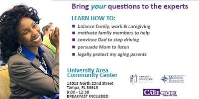 Tampa Fearless Caregiver Workshop