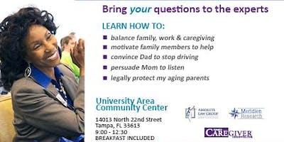 Tampa Fearless Caregiver Workshop