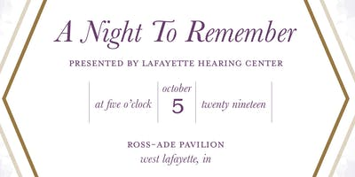 A Night to Remember - An Alzheimer's Benefit