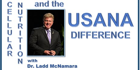 Cellular Nutrition and the USANA Difference tickets