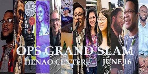 Orlando Poetry Grand Slam