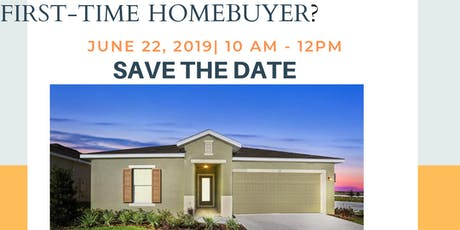 FIRST-TIME HOMEBUYER tickets