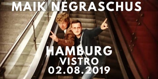 Maik Negraschus - Aufbruch Tour 2019 - Hamburg