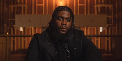 Big K.R.I.T. (@ Hal & Mal's in Jackson)