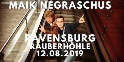 Maik Negraschus - Aufbruch Tour 2019 - Ravensburg