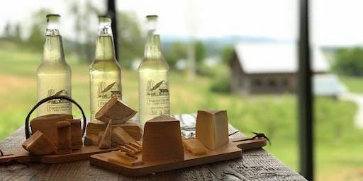 Cider and Cheese Pairing Seminar