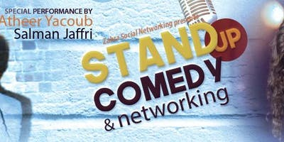 ZSN Stand Up Comedy & Networking