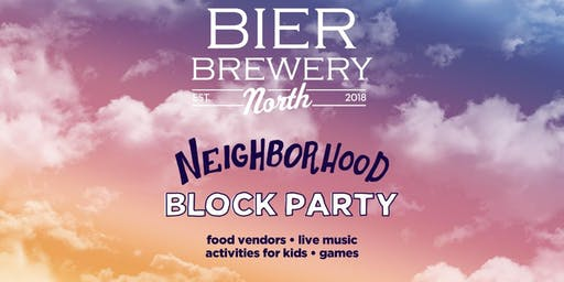 Bier North Block Party