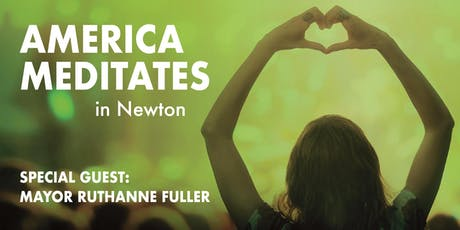 America Meditates In Newton tickets
